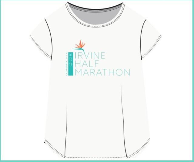 Irvine Shirt Design