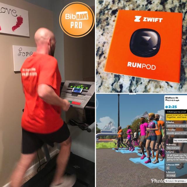 Zwift Running – A Virtual Experience – Running Through Life